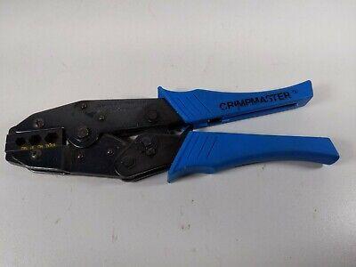 Ideal Crimpmaster Crimper Rg-59 Rg-6-59  30-582 Jaws