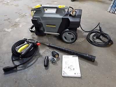 KARCHER HD 6/13 C Industrial Pressure Washer New Power Washer Commercial HD6/13