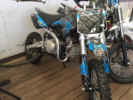 Brand New All size Dirt Bike Sale