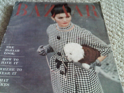 Harper's Bazaar February 1962 Orig and Authentic Complete Issue! Best price ebay