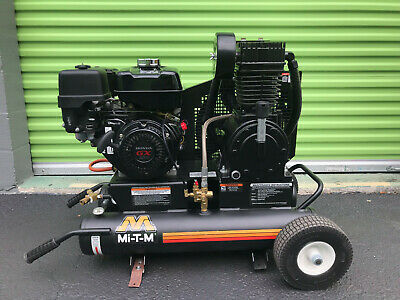 Air Compressor 20 Cfm - 8 Gallons Tank - 175 Psi Mi-t-m
