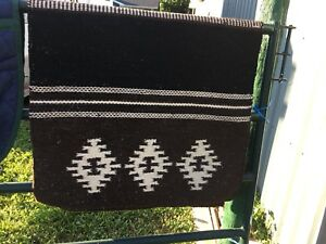 Wool saddle pads $25 each