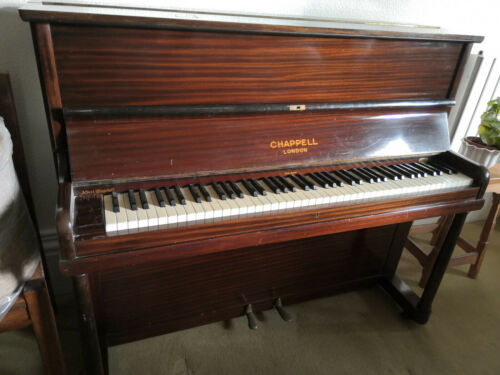 Chappell Upright Piano mid 1930s