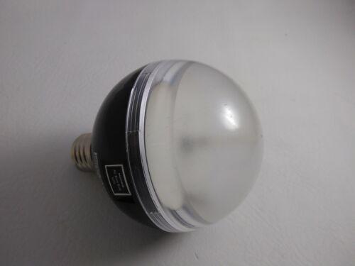Morris Bare Bulb 120v- AC Slave Wide 100 flash slave unit tested