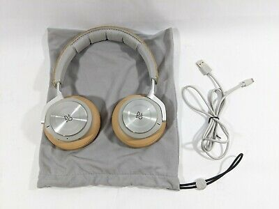 Bang & Olufsen Beoplay H9i Noise Cancellation Bluetooth Headphones - Natural, NR