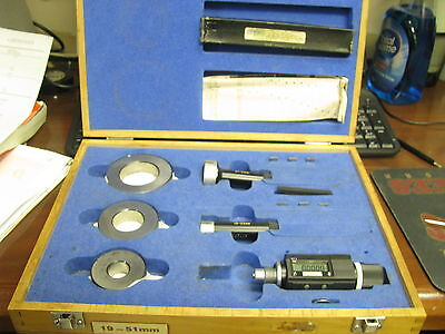 Bowers - Sylvac Digital Bore Gage Kitrange .750-2.0019-51 Mm X .00005grad