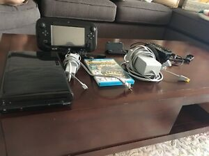 BARELY USED NINTENDO WII U