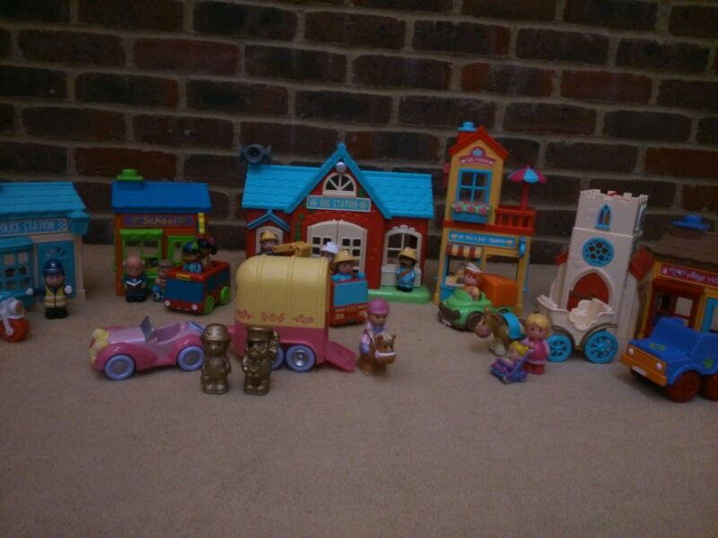 A small selection of our happyland collection