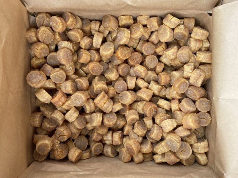 1LB Size Large Japan Hokkaido Dried Scallops 1st Grade 日本特大北海道干贝/摇柱 一等级