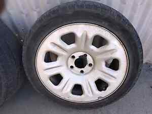 FORD TERRITORY 17 inch STEEL WHEELS Tecoma Yarra Ranges Preview