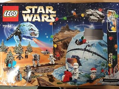 LEGO Star Wars Advent Calender 75184 - Brand New and Unopened