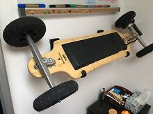 EVOLVE Skateboard Eboard Bamboo Series Wall mount Lithium Caringbah Sutherland Area Preview