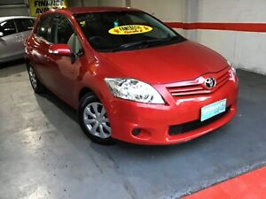 2010 Toyota Corolla Ascent
