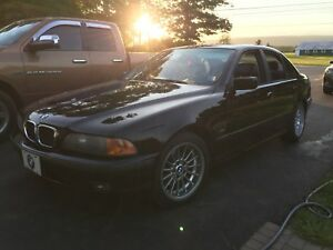 2000 bmw 540i sport package
