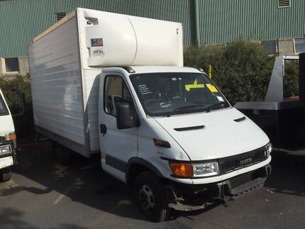 Iveco 40C13  Year 2005, Wrecking Now - Sold Complete or Parts Albury Albury Area Preview