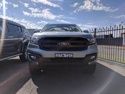 2017 Ford Everest SUV Singleton Singleton Area Preview