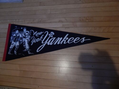New York Yankees Pennant or Banner Circa 1960