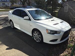 2014 MITSUBISHI RALLIART PREMIUM MODEL