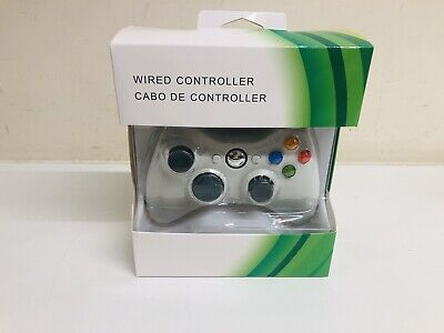 XBOX 360 USB WIRED CONTROLLER JOYSTICK GAMEPAD FOR XBOX 360 CONSOLE AND...