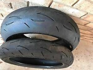 Dunlop D212 Motorcycle Tyres Adelaide CBD Adelaide City Preview