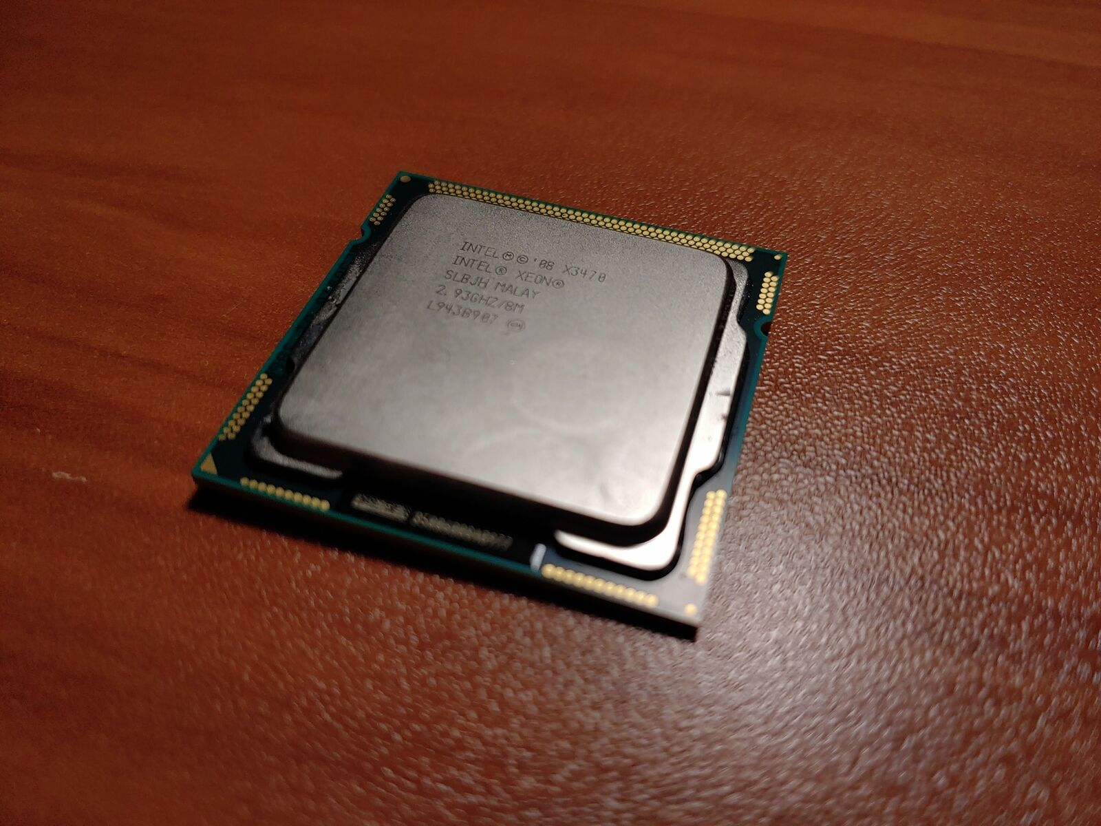 Reviews: Intel-BV80605001905AJ-Xeon-X3470-Quad-Core-2-93GHz