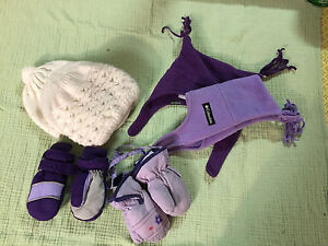 Girls Winter lot sz 12mth to 3T