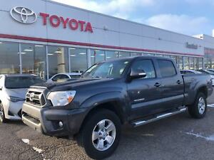 2013 Toyota Tacoma TRD, Leather, Back Camera, Running Boards