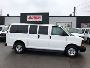 2016 Chevrolet Express 3500 12 passenger cargo. fin or lease fro