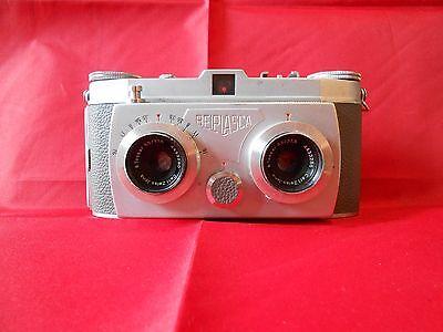 Belplasca Belca Dresden Stereokamera mit Zubehör