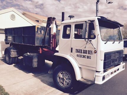 Hook truck & skip bins Keilor Brimbank Area Preview