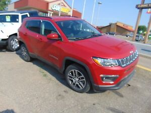 2017 Jeep All-New Compass North Edition 4x4