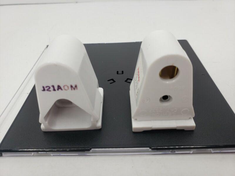 LOT OF 2 Leviton Cat. 2537 660W 600 V Florescent Lamp Holder New Female End