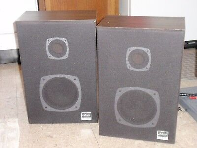 1 Pair Of Zenith 2 Allegro Stereo Speakers  A 9223