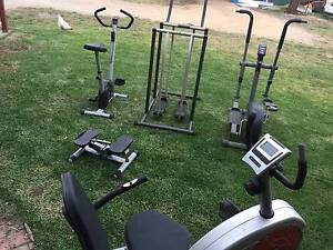 Airofit, recumbent & exercise bike, elliptical machine & stepper Pearcedale Casey Area Preview