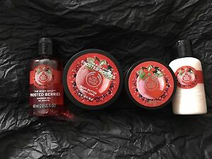 Brand new never opened Body Shop