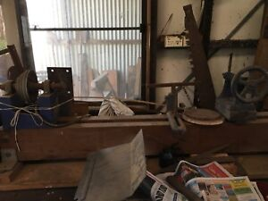 Wood turning lathe Wamberal Gosford Area Preview
