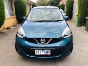 2016 Nissan Micra Automatic Travelled Only 20000kms. Reservoir Darebin Area Preview