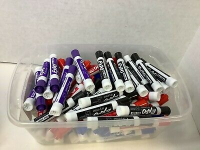 Expo Low Odor Dry Erase Markers 85 Count Assorted Colors