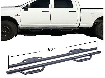Dodge Ram (09-18) 1500/2500/3500 Crew Cab Dropped Side Step Nerf Bar Running Bod