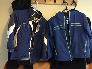 Boys size 8 Spring/Fall Columbia jackets