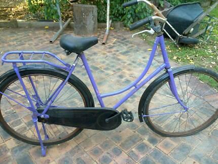 Garden Ornament Bike