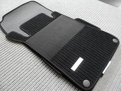 Original Lengenfelder Rips Fußmatten für Mercedes Benz W204 S204 C-Klasse + NEU