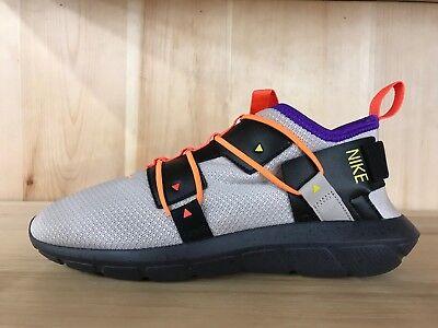 Nike Vortak Desert Sand Orange Black Roshe Huarache Mens Sz 8 13  Aa2194 001