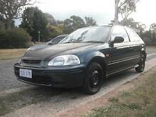 1997 Honda Civic Hatchback Weston Cessnock Area Preview