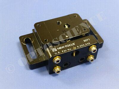 Newport New Focus 9071-m 4-axis Tilt Aligner Stage Metric