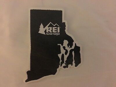 Decal Hard To Find! Lot of 4 NEW REI Co-OpMontana State Stickers