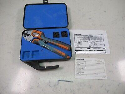 Stakon Manual Ratchet Crimper Erg4001 Comfort Crimp Compression Tool