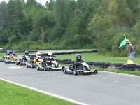 Have your next bachelor party at Peterborough Kartway