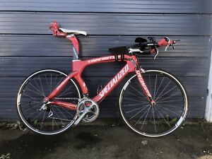 2011 Specialized transition pro w ultegra and sram components