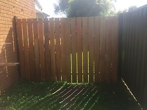 Hard wood gates Old Bar Greater Taree Area Preview